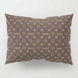 Fake LV Pillow Sham