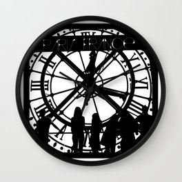Like Clockwork  Wall Clock