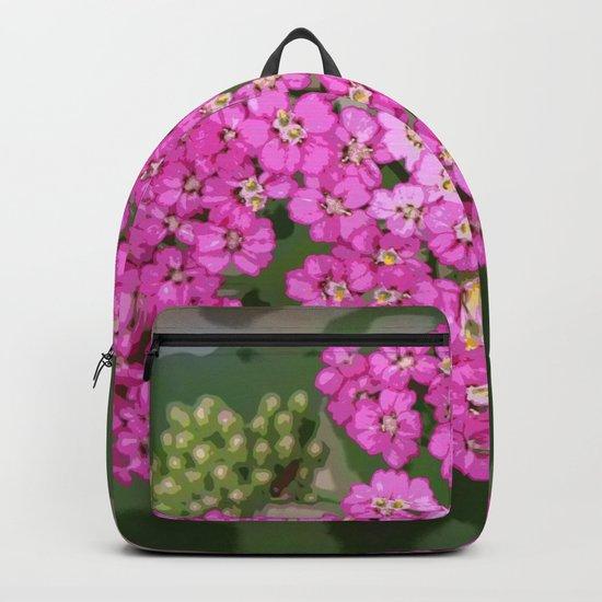 Pretty Pop Pink Backpack