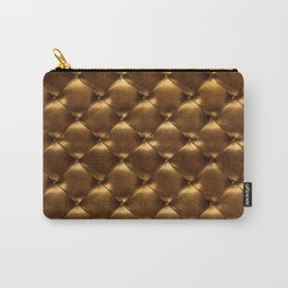 Opulent Tufted 2 Carry-All Pouch