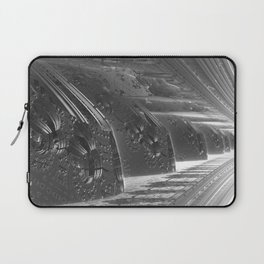 Cannon Battery (Desaturate) Laptop Sleeve