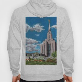 Oquirrh Mountain LDS Temple Hoody