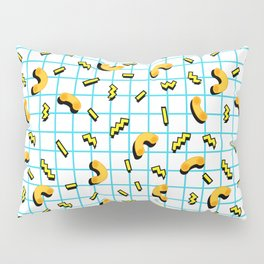 80s / 90s mac and cheese Pillow Sham