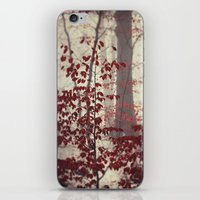 silent iPhone & iPod Skins featuring Silent Days by Dirk Wuestenhagen Imagery