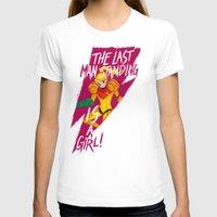samus T-shirts featuring Samus by Luna Lanuit