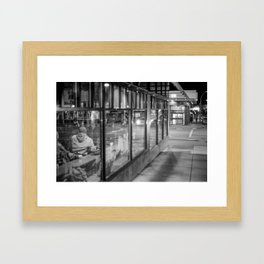 4th and Victoria Framed Art Print