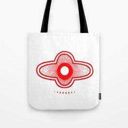 Healing Symbol Tote Bag