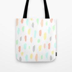 candy rain Tote Bag
