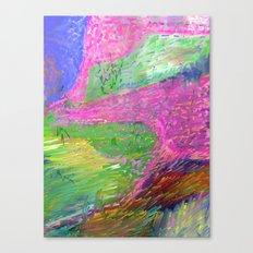Lyrical Landscape Canvas Print