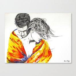 Jude Canvas Print