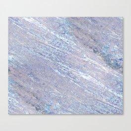 Bottocino Porpora - purple marble Canvas Print
