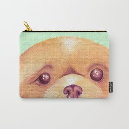 Bertha Bear Dog Carry-All Pouch