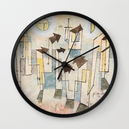 Thither Wall Clock