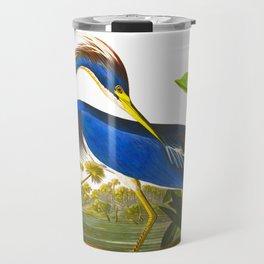Louisiana Heron Travel Mug
