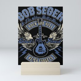 bob seger tour 2020 ansel3 Mini Art Print