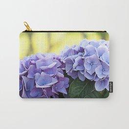 Purple hydrangea(1) Carry-All Pouch