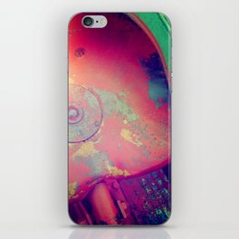 Hours of Use iPhone Skin