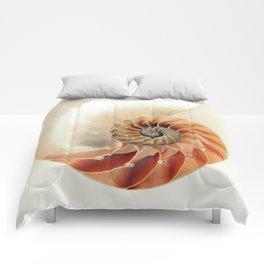 Shell of life Comforters