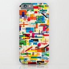 Olympic Village iPhone 6s Slim Case