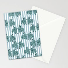 Bunny mad! Stationery Cards