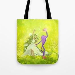 Thumbelina! Tote Bag