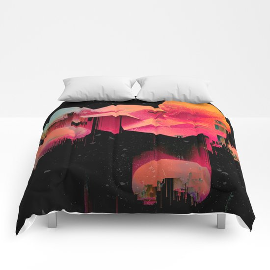 Beat Drop Comforters