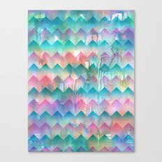 Mermaid Skin Canvas Print