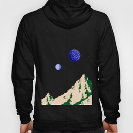 Twin Moons World Hoody