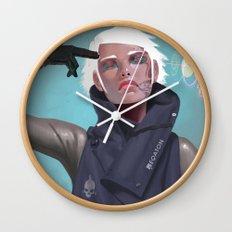 Sf Wyv 51 Wall Clock