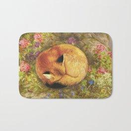 The Cozy Fox Bath Mat