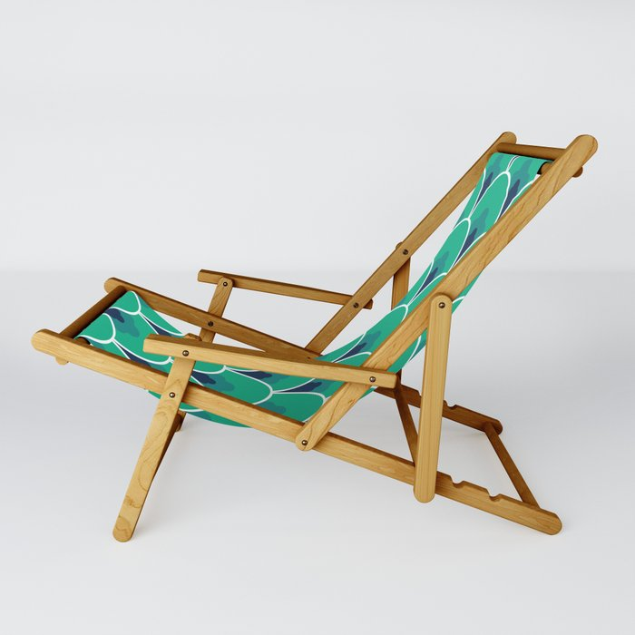 Nouveau Coquille Sling Chair