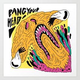 HammerHead X Riot Art Print