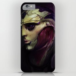 Mass Effect: Thane Krios iPhone Case
