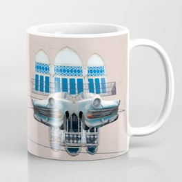 Trisex - Gemmayzeh Coffee Mug