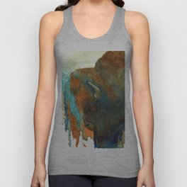 Power, Mad Unisex Tank Top