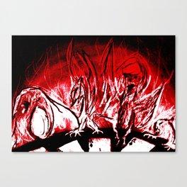 The Spirit Game Canvas Print