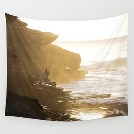 Looking for a wave Wall Tapestry