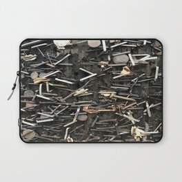 Staples and Nails it! Laptop Sleeve