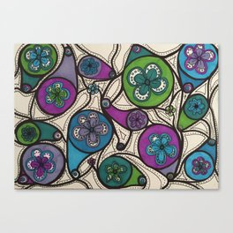 Patterns VG-102 Canvas Print
