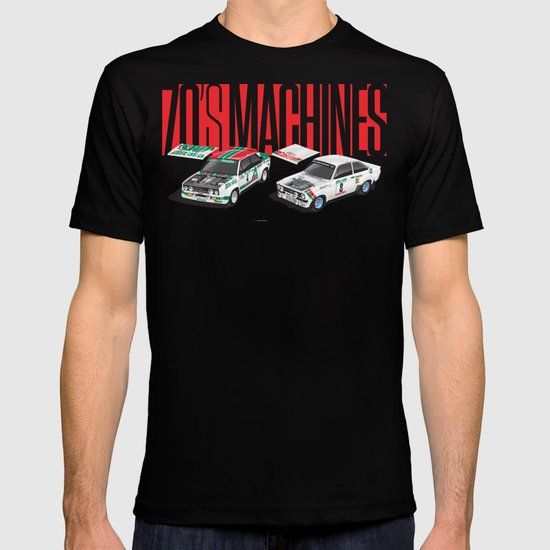 70's Machines T-shirt