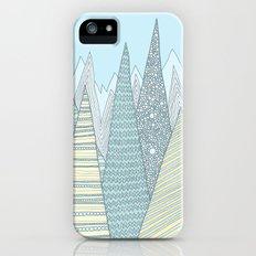 Summer Mountains Slim Case iPhone (5, 5s)