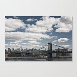 New York City II Canvas Print