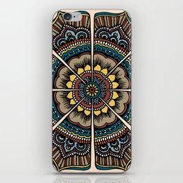 Byzantium con leche iPhone Skin