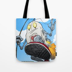 dY? Tote Bag