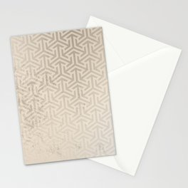 The old are here, and they've come to see. Stationery Cards