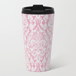 Damask Pattern VII Travel Mug