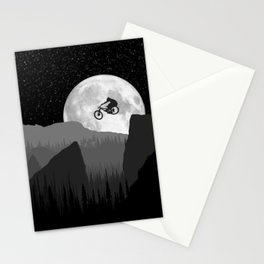 MTB Moon Stationery Cards
