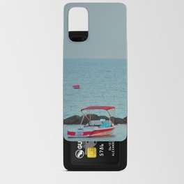 Between Sea and Sky Android Card Case