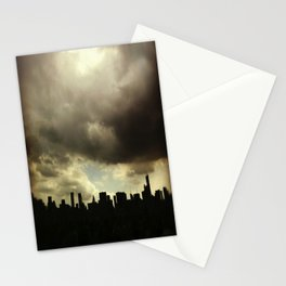 NYC Skyline Stationery Cards