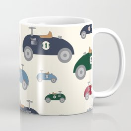 Retro Ride-on Coffee Mug